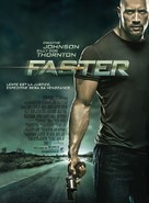 Faster - French Movie Poster (xs thumbnail)