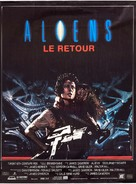 Aliens - French Movie Poster (xs thumbnail)