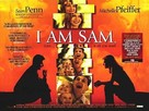 I Am Sam - British Movie Poster (xs thumbnail)