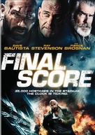 Final Score - DVD cover (xs thumbnail)