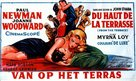 From the Terrace - Belgian Movie Poster (xs thumbnail)
