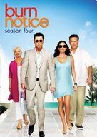 """Burn Notice"" - DVD movie cover (xs thumbnail)"