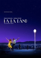 La La Land - New Zealand Movie Poster (xs thumbnail)