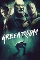 Green Room - Dutch Movie Cover (xs thumbnail)