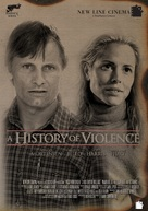 A History of Violence - Dutch Movie Poster (xs thumbnail)