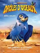 Zambezia - French Movie Poster (xs thumbnail)