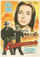 Yellowstone Kelly - Spanish Movie Poster (xs thumbnail)