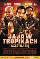 Tropic Thunder - Polish Movie Poster (xs thumbnail)
