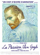 Loving Vincent - French Movie Poster (xs thumbnail)