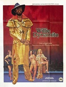 Willie Dynamite - French Movie Poster (xs thumbnail)