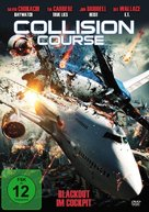 Collision Course - German DVD cover (xs thumbnail)