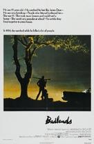 Badlands - Movie Poster (xs thumbnail)