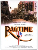 Ragtime - French Movie Poster (xs thumbnail)