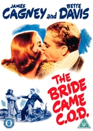 The Bride Came C.O.D. - British Movie Cover (xs thumbnail)