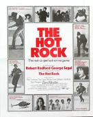 The Hot Rock - Movie Poster (xs thumbnail)