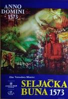 Seljacka buna 1573 - Yugoslav Movie Poster (xs thumbnail)