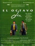 Huitième jour, Le - Spanish poster (xs thumbnail)