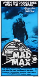 Mad Max - Australian Movie Poster (xs thumbnail)
