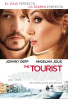 The Tourist - Spanish Movie Poster (xs thumbnail)