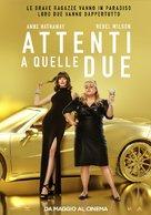 The Hustle - Italian Movie Poster (xs thumbnail)