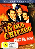 In Old Chicago - New Zealand DVD movie cover (xs thumbnail)