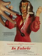In Fabric - French Movie Poster (xs thumbnail)