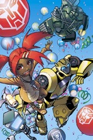 """Transformers: Animated"" - Key art (xs thumbnail)"