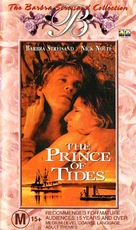 The Prince of Tides - Australian VHS cover (xs thumbnail)