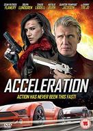 Acceleration - British Movie Cover (xs thumbnail)