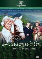 Die Lindenwirtin vom Donaustrand - German DVD movie cover (xs thumbnail)