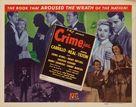 Crime, Inc. - Movie Poster (xs thumbnail)