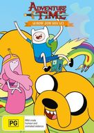 """Adventure Time with Finn and Jake"" - Australian Movie Cover (xs thumbnail)"