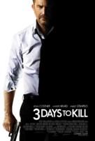 Three Days to Kill - Movie Poster (xs thumbnail)