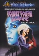 Count Yorga, Vampire - DVD movie cover (xs thumbnail)