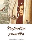 La migliore offerta - Slovenian Movie Poster (xs thumbnail)