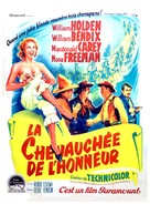 Streets of Laredo - French Movie Poster (xs thumbnail)