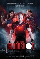 Bloodshot - Thai Movie Poster (xs thumbnail)