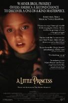 A Little Princess - Movie Poster (xs thumbnail)