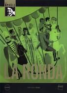 Ronde, La - Spanish DVD cover (xs thumbnail)