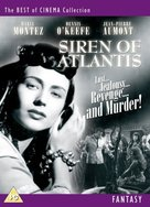 Siren of Atlantis - British DVD movie cover (xs thumbnail)