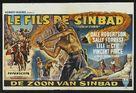 Son of Sinbad - Belgian Movie Poster (xs thumbnail)