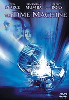 The Time Machine - DVD movie cover (xs thumbnail)