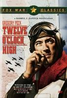 Twelve O'Clock High - DVD cover (xs thumbnail)