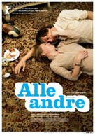 Alle Anderen - Norwegian Movie Poster (xs thumbnail)