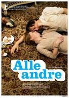 Alle Anderen - Norwegian Movie Poster (xs thumbnail)