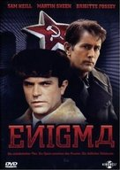 Enigma - German Movie Cover (xs thumbnail)