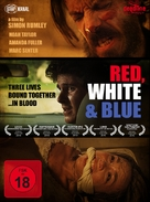 Red White & Blue - German DVD cover (xs thumbnail)