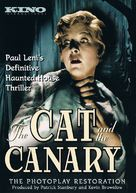 The Cat and the Canary - DVD cover (xs thumbnail)