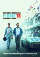 Ford v. Ferrari - Dutch Movie Poster (xs thumbnail)