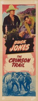 The Crimson Trail - Re-release poster (xs thumbnail)